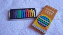 Giz Pastel Seco 12 cores