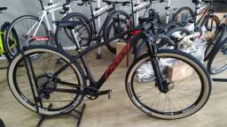 Bike 29 Oggi carbono agili pro XT 12v com 100km
