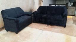Sofá novos aproveite