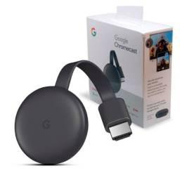 Chromecast 3 1080p Google Chrome Cast 3 Original Lacrado Nfe
