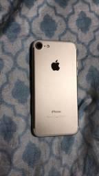 Iphone 7 gold 32 gb (não aceito trocas)
