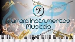 Instrumento de sopro- Tuba Nova e Usada em Ate 12x Cartão