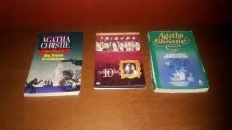 Kit 2 Livros Agatha Christie + DVD 10º Temporada de Friends