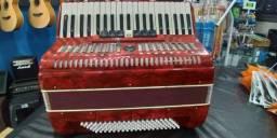 Acordeon Thommasi 120 baixos (Mixer Instrumentos Musicais)