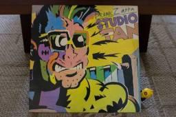 LP (Disco de Vinil) Frank Zappa - Studio Tan (1978)