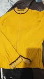 Blusa lã M