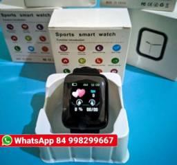 Smartwatch d13 bracelete Smartband Relogio inteligente compatível com Android e iPhone