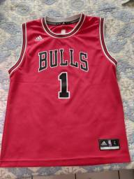 Camisa Chicago Bulls, D Rose
