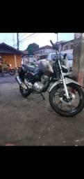 Aluguel de motocicleta fan 160