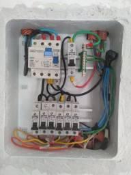 Instalação e manutenção elétrica , eletricista