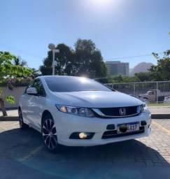 Honda civic 2.0 lxr - baixa km