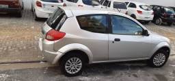 Ford Ka Flex 1.0 prata