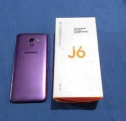 Samsung j6 TV digital