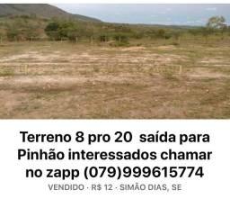 Terreno para vender