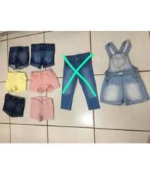 Lote de roupas 2 anos