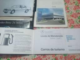 Vendo Mercedes-Benz C 280 elegançe, ano 95.