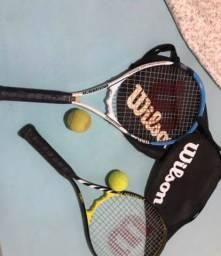 Raquete de Tênis - Wilson - profissional Semi nova