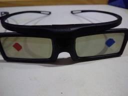 Óculos 3 d da tv fhillips  par novo