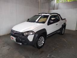 Vendo Troco e Financio Strada CD Adventure 1.8 2016 completo