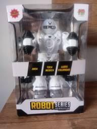 Robô Séries Athlete Novo(não entrego)