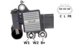 Regulador Voltagem Alternador Ix35 Hb 20 Hr 2013 Sportage
