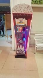 Máquina de Pipoca - Vending Machine