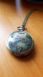 Relógio de bolso Harry Potter - Pronta Entrega!!!