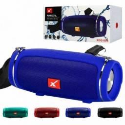 Caixa De Som Bluetooth Xtrad Xdg-009