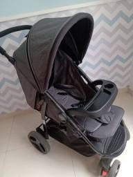 Carrinho + bebê conforto Cosco Nexus
