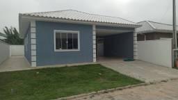 Maravilhosa casa com 3 quartos e garagem nos Cajueiros!!!