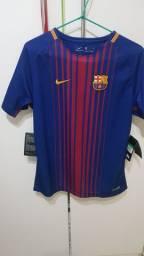 Camisa do Barcelona 2017/2018 Original
