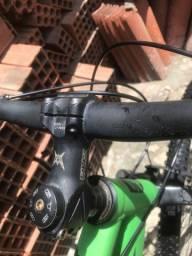Bike south aro29 quadro 19 verde fosco