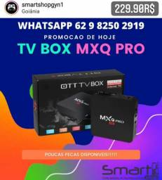 TV Box 32GB 4k Promocao