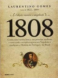 Livro Imperdíveis, 1808, 1822, 1889