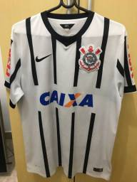 Camisa Corinthians semi nova