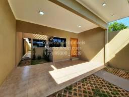 Casa Nova Caiçara 3 Quartos sendo um Suite com Closet