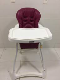 Cadeira refeição bebe sem cinto