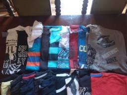 Camisetas menino