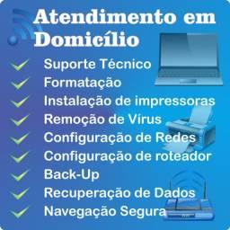 Formatacão Completa Sen Backup 50$ Instalação E Configuração De Pcs E Notebooks