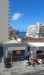 1/4 com Vista Mar Perfeita Arejado Centralizado Manoel Dias Nascente 4º andar Elevador