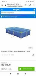 Piscina mor Premium 2500l