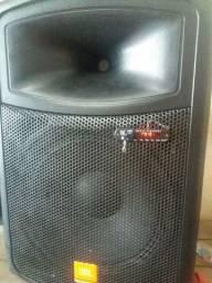 CAIXA AMPLIFICADA JBL JS151A 15'POL