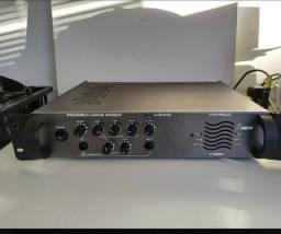 Amplificador mixer nca pwm1600
