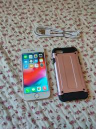 iPhone 7 rose gold 128 gigas
