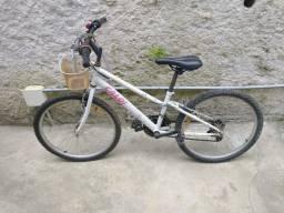 Bicicleta Caloi Ceci.