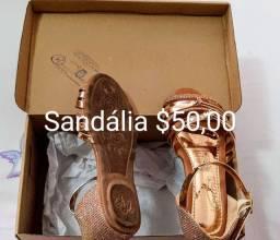 Sandália N° 26
