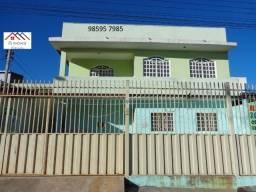 QR 515 Ideal P/Renda Sobrado com 3 Casas 2 Quartos/Suite Escriturado