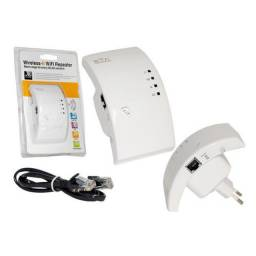 Repetidor Multiplicador Extensor Expansor De Sinal Wifi