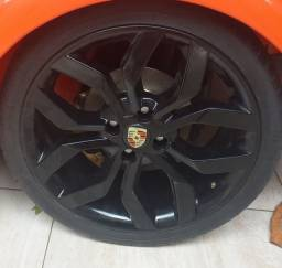 roda aro 17 sem pneu conservada