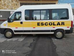 Microônibus Fabusforma Teto Alto  20 lugares, Diesel, 2014